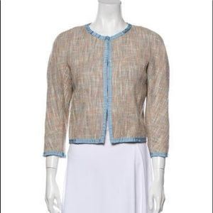 Moschino Cheap and Chic Tweed Blazer and Skirt NWT